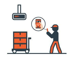 BackDispo: Bäckerei Warenverteilung mit mobilem Smartphone-Terminal
